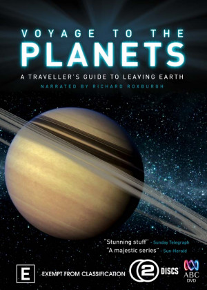 Voyage to the Planets DVD (ABC series, $25)
