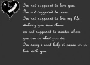 Broken hearted love quotes for him