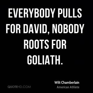 Wilt Chamberlain Quotes