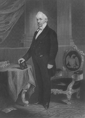 James Buchanan: Remarks to Congress on Slavery