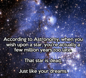 Wish upon a star…