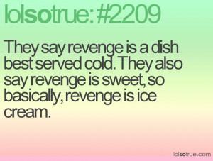 Sweet Revenge Quotes Tumblr...