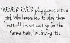 Don't Play Games Quotes   You can get your favourite quotes as a ...