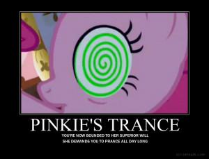 Pinkie Pie's Trance by ZaikCelcs