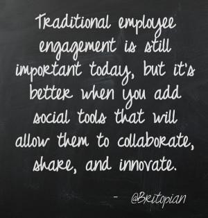 Inspirational Employee...