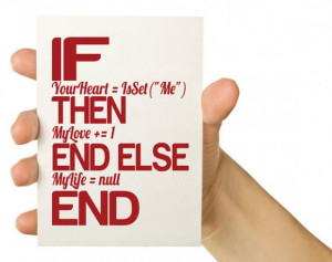 love nerd card by TheWallaroo - click for info