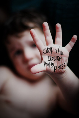 Everybody can help stop child abuse!