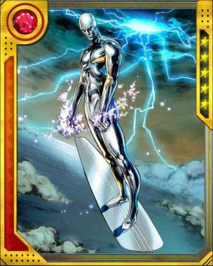 Cosmic Awareness] Silver Surfer