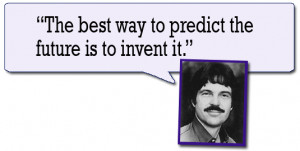 An insightful epigram by computer visionary Alan Kay