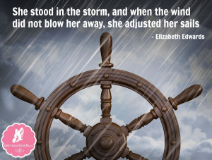 Quotes About Life Adjust Sails...