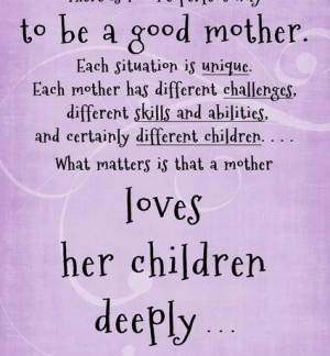 Beautiful Family Quotes and Sayings Love Mother for Kids Bedroom Wall ...