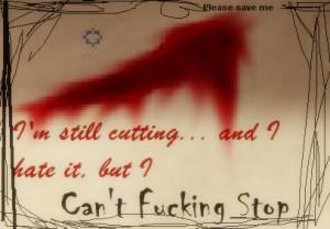 Emo Cutting Quotes