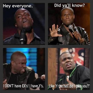 Kevin Hart jokes