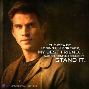 Gale Hawthorne /Hunger Games