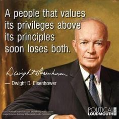 34. Dwight D. Eisenhower quote More