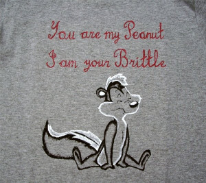 Image search: Pepe Le Pew Quotes