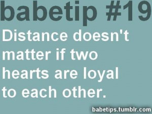 Loyalty is attractive. / inspiring quotes and sayings - Juxtapost
