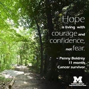 coping with cancer quotes - Bing Images