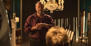 Michael Nyqvist and Alfie Allen John Wick - Movie Fanatic