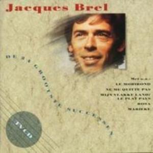 Franse muziek : Jacques brel