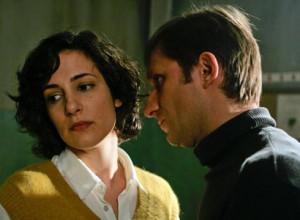 Ajla (Zana Marjanovic) dates Danijel (Goran Kostic) before the war ...