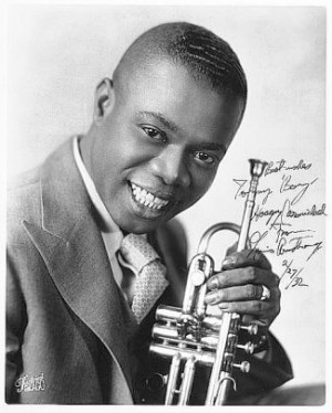 Louis Armstrong's art transforms a white Southerner
