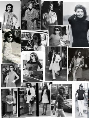 Jackie Onassis - style icon
