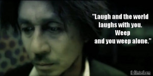 Memorable quotation from Oldboy