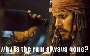 Post your funniest pic of Captain Jack Sparrow!