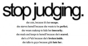 Learning to Stop Judging ☺