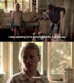 true blood. One of my favorite parts!!