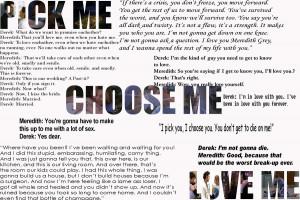 Pick me, Choose me, Love me by x...