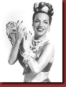 Carmen Miranda Glamour Gallery