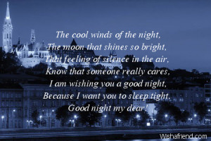 Back > Quotes For > Good Night Quotes For Someone Special