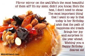 Mirror mirror on the wallWho's