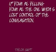 yelling quote - Google Search