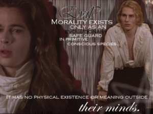 Interview With A Vampire Lestat Quotes