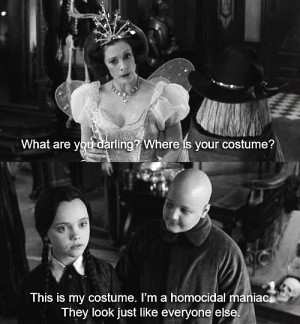 family addams # a fam ilia addams # familia addams # quote # movie ...