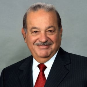 Carlos Slim Helu | $ 76.4 Billion