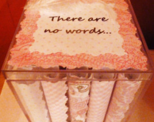 Baby Loss Message Scrolls - Gift Bo x of 35 Comforting Quotes About ...