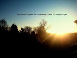 lyrics, photo, quote, sun, text, the maine, untangle me