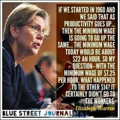 the minimum wage is going to go up the same . . . the minimum wage ...