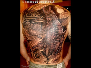 11258-samurai-back-piece-8461662692096-tattoo-design-art-flash--tattoo ...