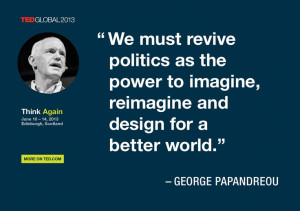 ... , reimagine and design for a better world.