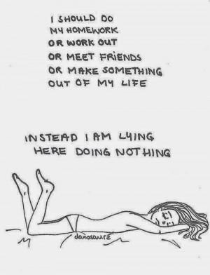 So, laziness NO.1 Procrastination