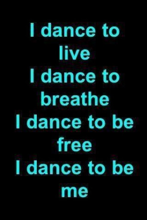 dance to...