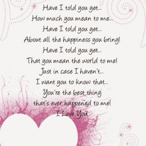 Romantic} Happy Valentines day Poems for Him and Her 2015   Boyfriend ...