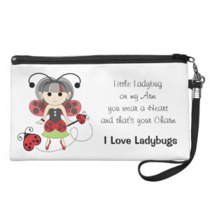 Ladybug Poems And Quotes