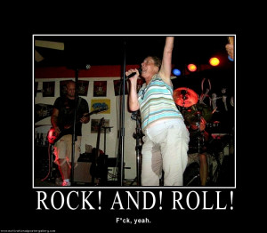 Rock and Roll Motivational Quotes