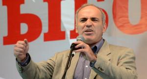 Gary Kasparov is pictured. | Getty